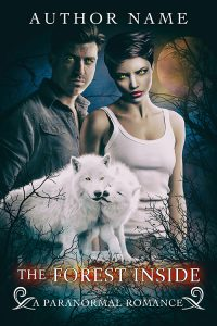 Premade cover genre and horror and paranormal category. Cover of: premadebookcoversmarket.com