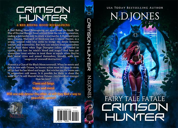 cover fantasy and paranormal genre of premadebookcoversmarket.com