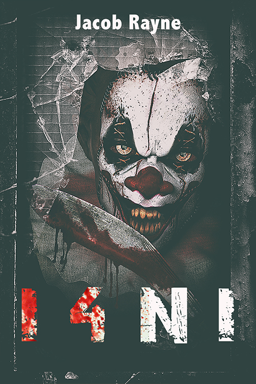 premade cover, Jacob Rayne, horror category, of www.premadebookcoversmarket.com