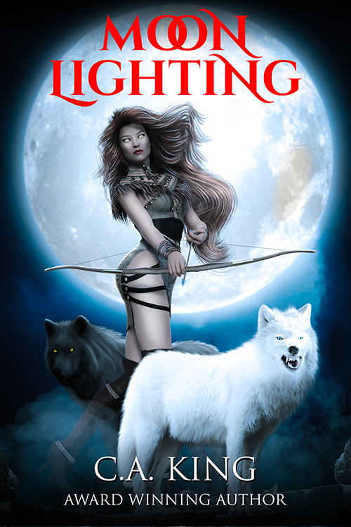 premade cover, C.A.King, fantasy category, of www.premadebookcoversmarket.com