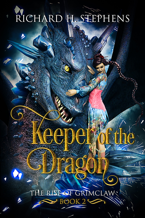 premade cover, Richard H. Stephens, fantasy category, of www.premadebookcoversmarket.com
