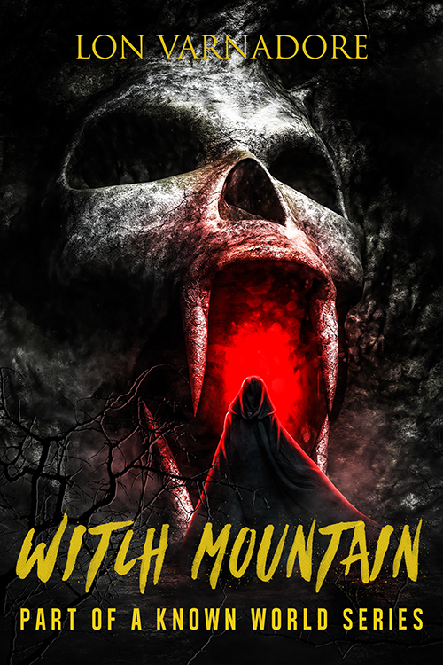 cover premade, Lon Varnadore, horror category, by www.premadebookcoversmarket.com