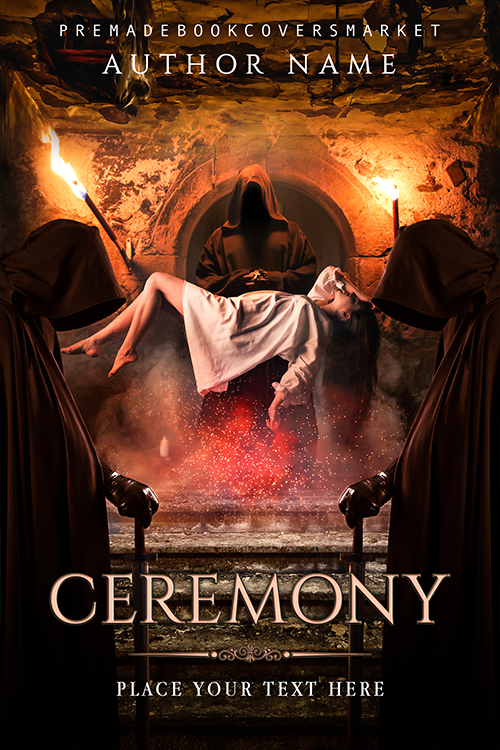 premade cover. Fantasy and paranormal category. By premadebookcoversmarket.com