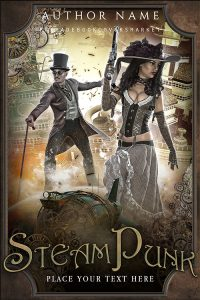premade covers. category Steampunk, premadebookcoversmarket.com