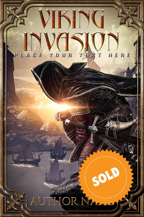 premade cover, Linda Hutton, fantasy, historical fiction, category of www.premadebookcoversmarket.com