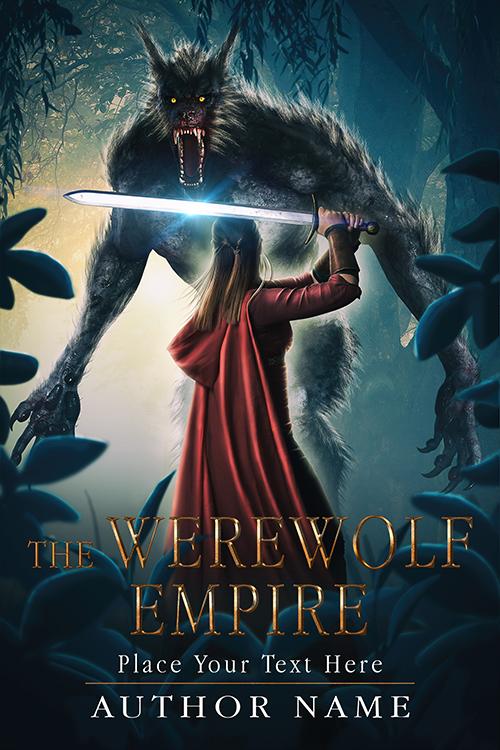 premade covers. horror, adventure. By premadebookcoversmarket.com
