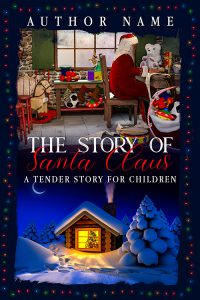 premade covers. fantasy Christmas category. www.premadebookcoversmarket.com