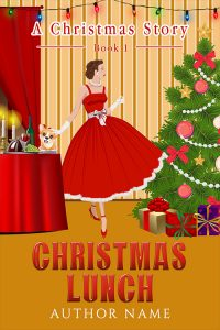 premade covers. category, cozy mystery christmas. www.premadebookcoversmarket.com