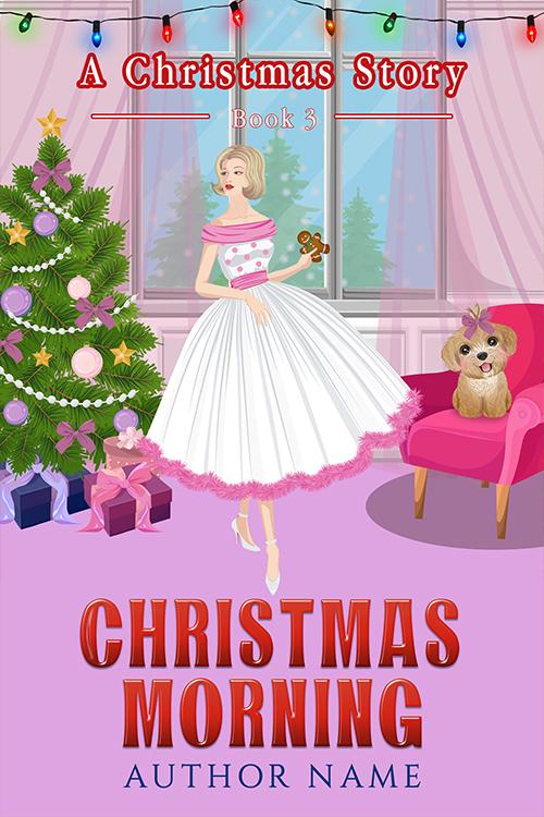 premade covers. category, cozy mystery christmas. www.premadebookcoversmarket.com