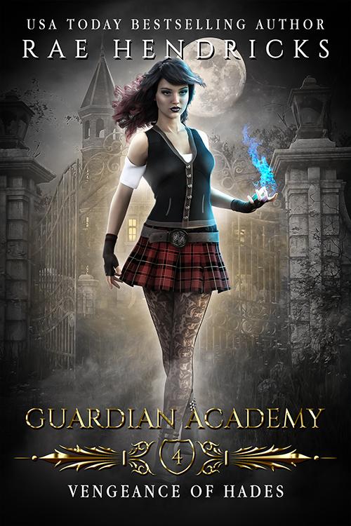 premade covers. Category fantasy / paranormal novel, academy. Cover of premadebookcoversmarket.com