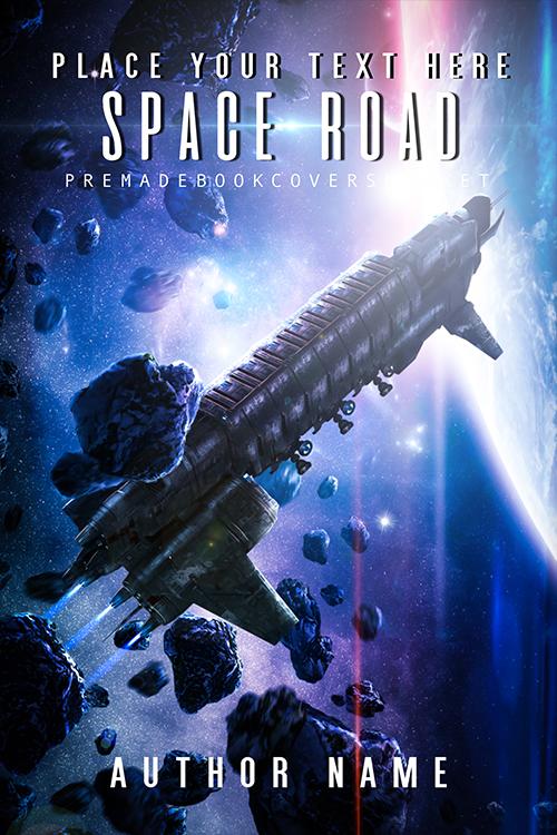 science fiction, sci-fi, cover, action genre of www.premadebookcoversmarket.com