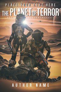 horror, science fiction, sci-fi, cover, action genre of www.premadebookcoversmarket.com