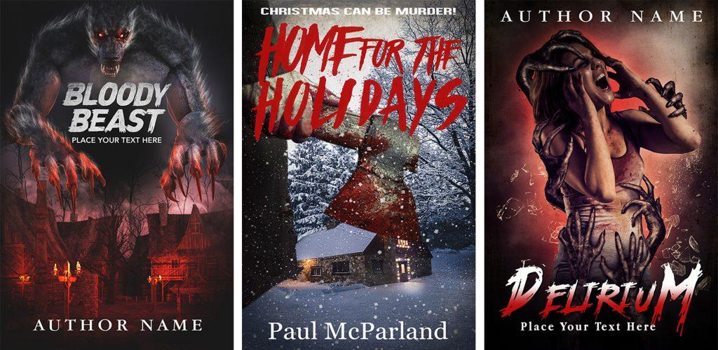 premade covers. horror, apocalyptic, terror category. www.premadebookcoversmarket.com